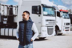 aplicacion para empresa de transporte - camiones
